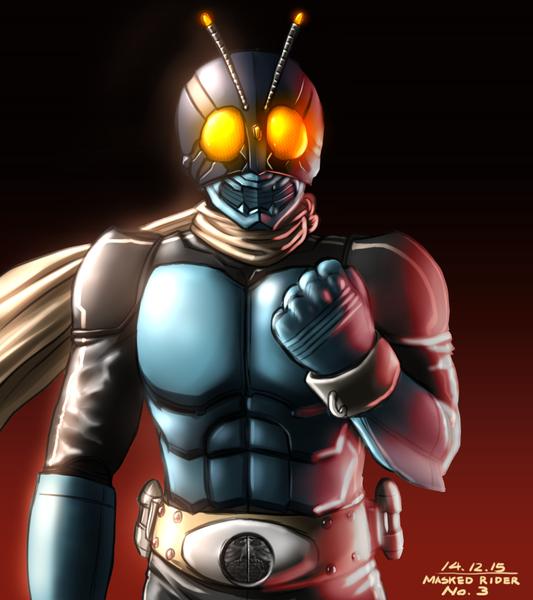 仮面ライダー3号の画像