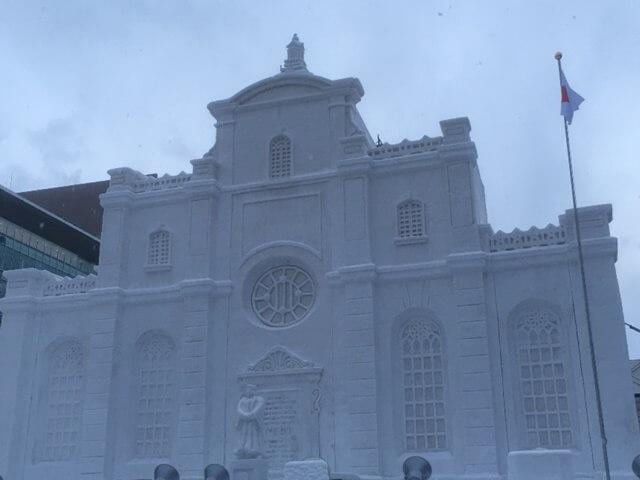 雪まつり_大雪像