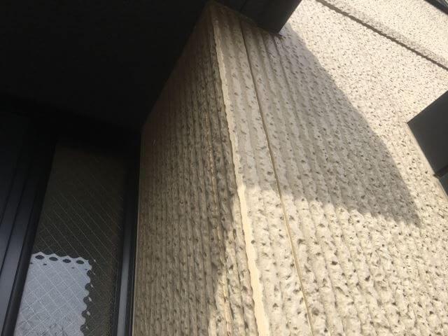 外壁塗装の現地調査