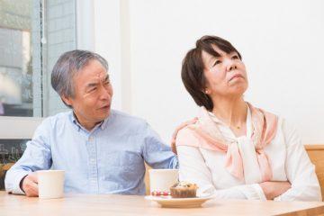 やにじろう夫婦は妻の暴言と浪費癖で老後の生活は不安しかありません。